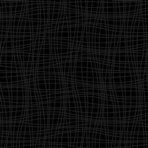 Bilde av Bomullstoff Ebony svart