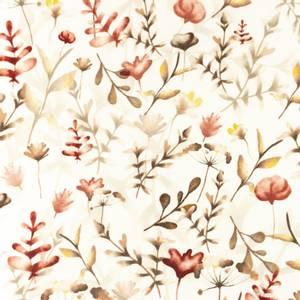 Bilde av Bomulljersey Digital blad OG Planter