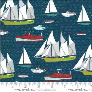 Bilde av Moda Fabrics Lakeside Story Sailcloth