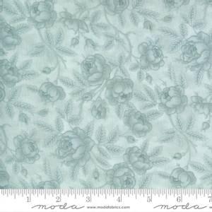 Bilde av Moda fabrics Sanctuary Tonal Tranquil blomster