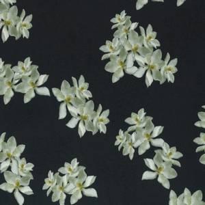 Bilde av Bomulljersey Sonado bienvenido colorido blomster